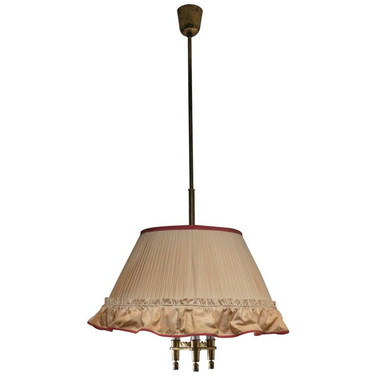 Italian 1940s Pendant Lamp