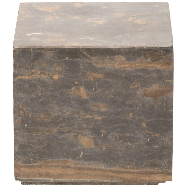 Chinese Small Marble Doon Table