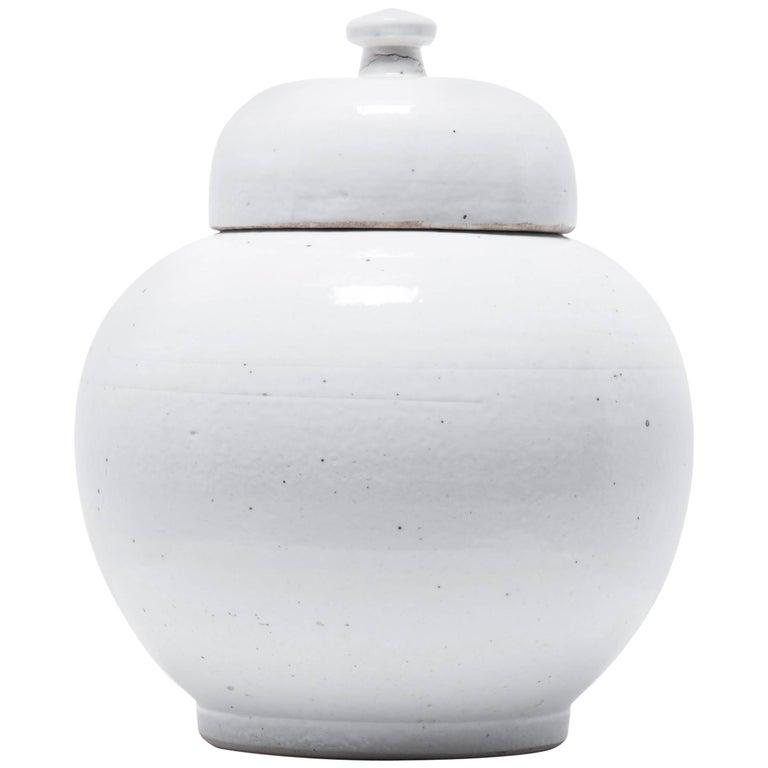 Cloud Onion Jar with Maozi Lid