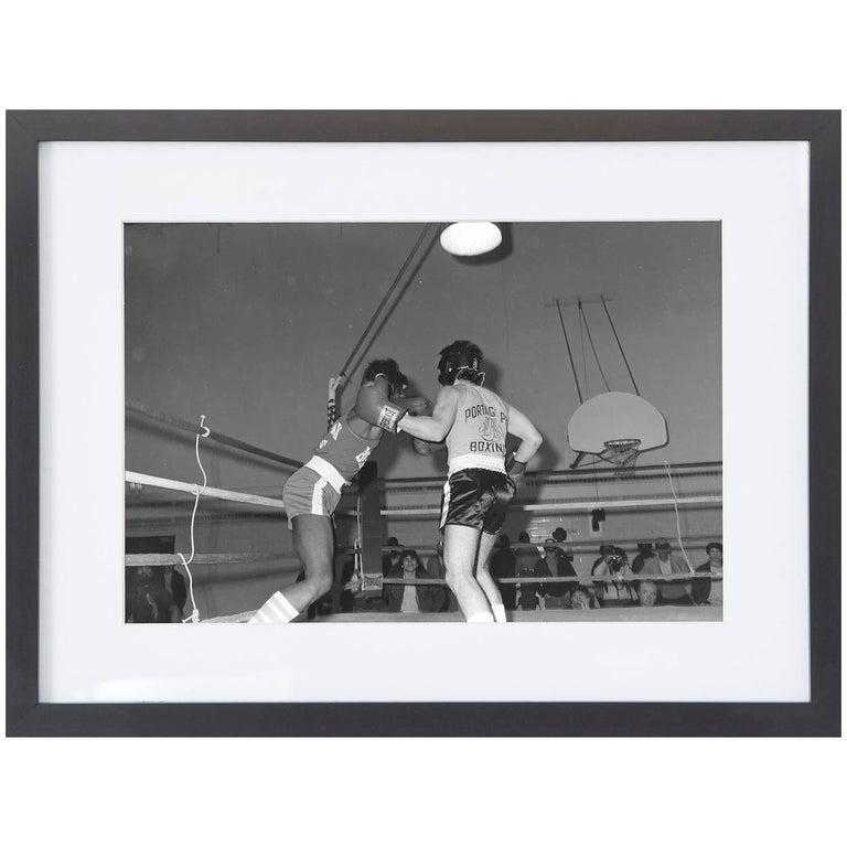 67 Vintage Chicago Boxing Photos, circa 1980s