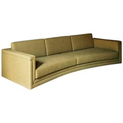 Marta Sala Editions D1 Elisabeth Sofa, Three-Seat, COM