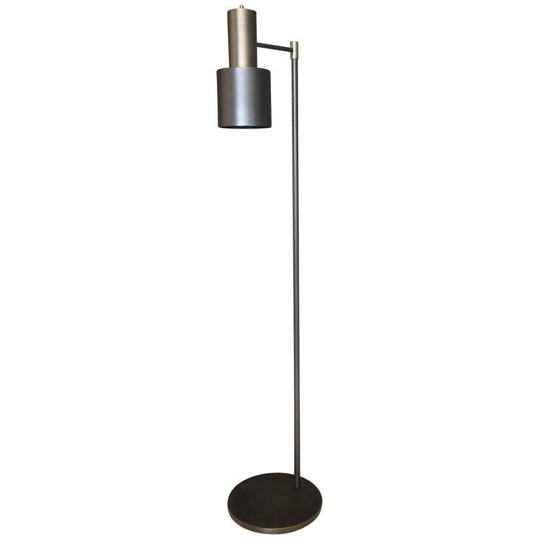 Italian modern floor lamp for sale at 1stdibs for Modern floor lamp on sale