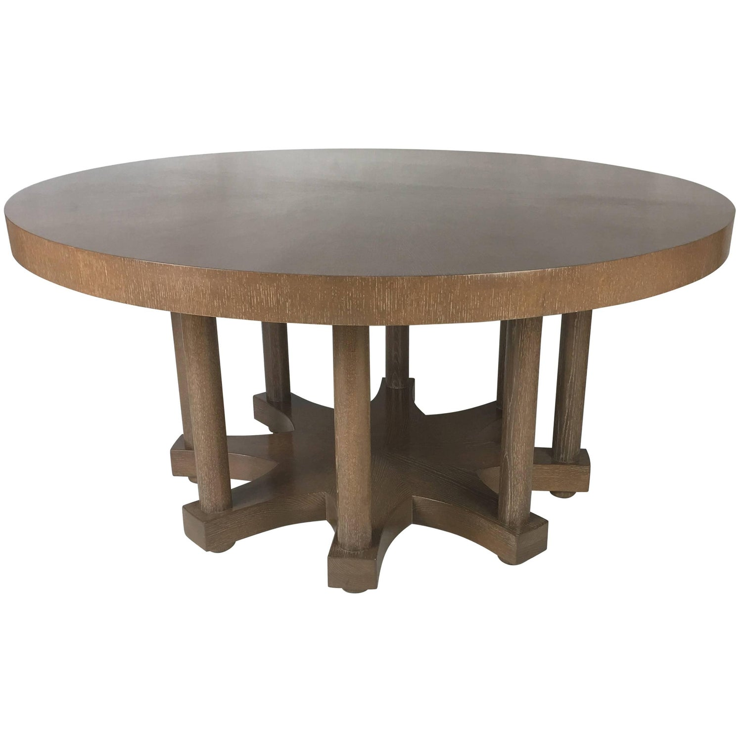 Michael taylor cyprus tree trunk dining table at 1stdibs - Michael Taylor Cyprus Tree Trunk Dining Table At 1stdibs 49