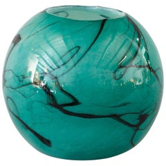 Contemporary French Glass Vase