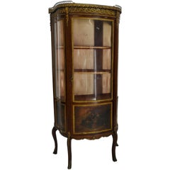 19th Century French Vitrine with Ormolu