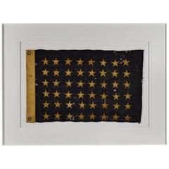Naval Jack 48 Star WWII