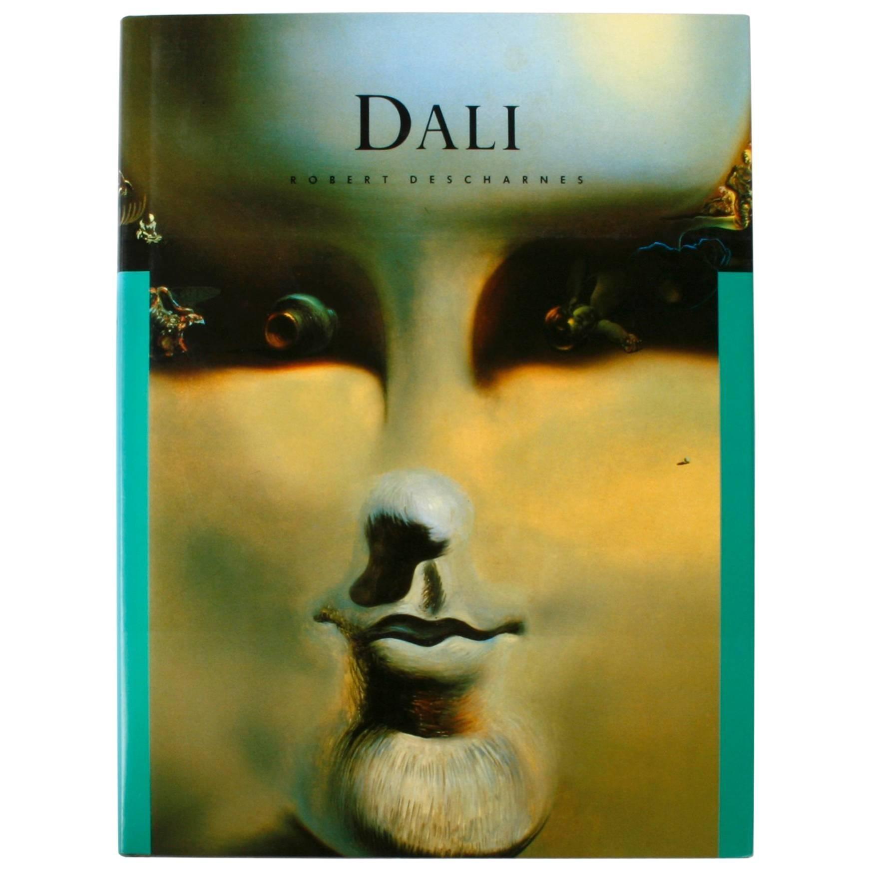 Dali by Robert Descharnes, 1st Ed Thus