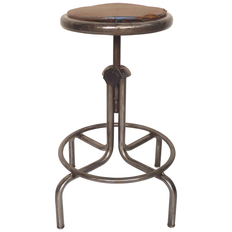 antique stools for sale vintage industrial stool for at 1stdibs 4132