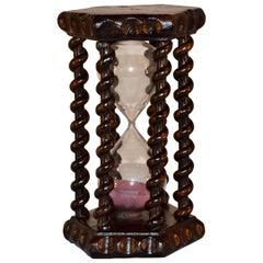 19th Century English Hourglass