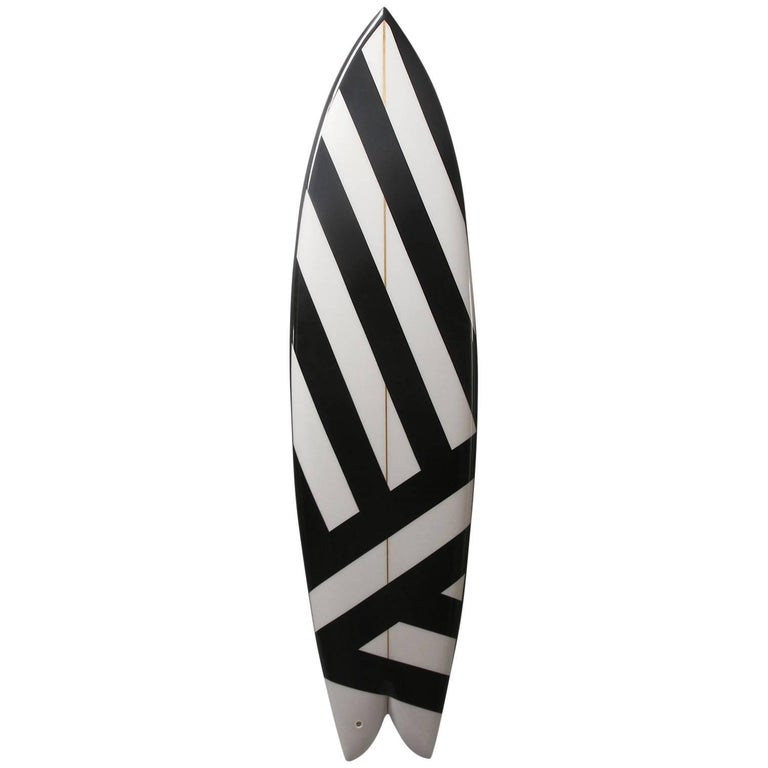 Dazzle Surfboard by Christopher Kreiling