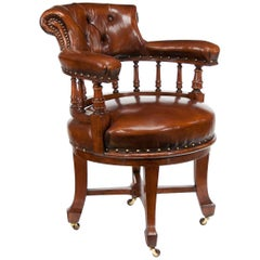 Victorian Office Chairs and Desk Chairs