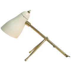 Giuseppe Ostuni for Oluce, Table or Desk Lamp for Oluce, 1950s