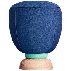 Toadstool Collection Blue Puff Masquespacio