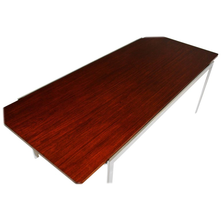 Rare 1950s Arne Jacobsen 3501 Coffee Table For Fritz Hansen For Sale At 1stdibs
