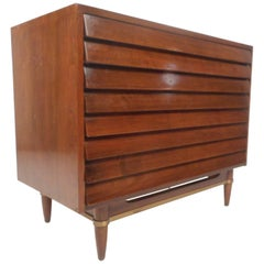 Mid-Century Modern Chest of Drawers by American of Martinsville