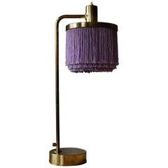 Hans-Agne Jakobsson Model B-140 Brass Table Lamp