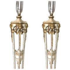 Pair of Neoclassical Torchēres