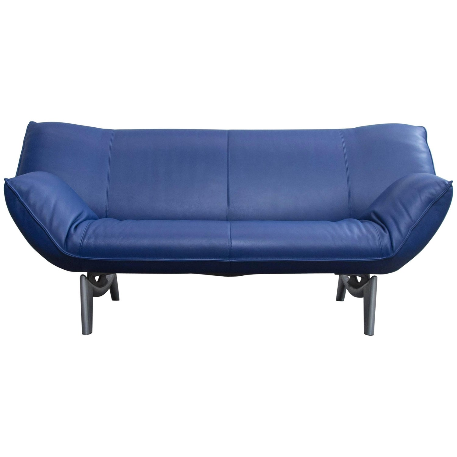 Corner Sofa B Flat by the Dutch Manufacture Leolux For Sale at 1stdibs