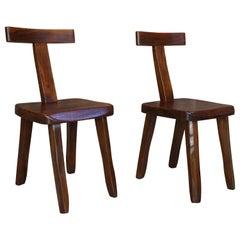 Pair of Chairs Olavi Hanninen for Mikko Nupponen