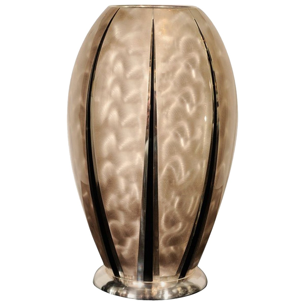 Large Art Deco WMF Ikora Vase
