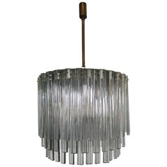 Italian Chandelier by Seguso, 1955