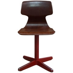 Galvanitas Children's Pagwood 1960s Little Chair