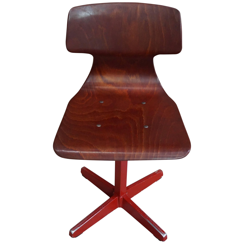 Galvanitas Children's 1960 Pagwood Chair