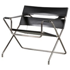 Foldable D4 Chair by Marcel Breuer for Tecta, Germany, 1980