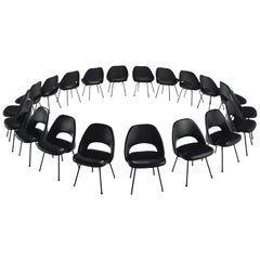 Set of 20 Chairs by Eero Saarinen for Knoll International