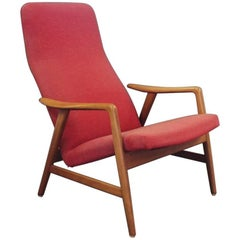 Easy Chair by Alf Svensson and Fritz Hansen, 1960s