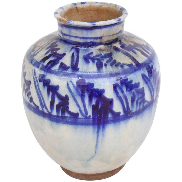 Islamic Mamluk 16th Century Ceramic Jar