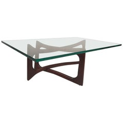 Mid-Century Modern Coffee Table by Adrian Pearsall Model 2450-TK