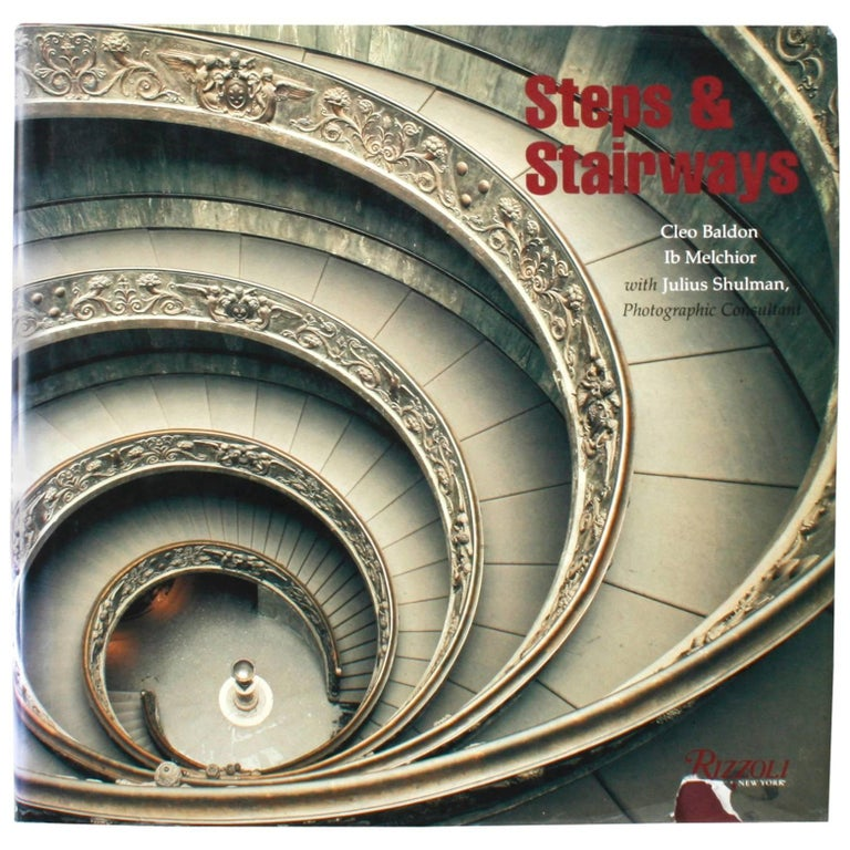 Steps & Stairways, First Edition For Sale