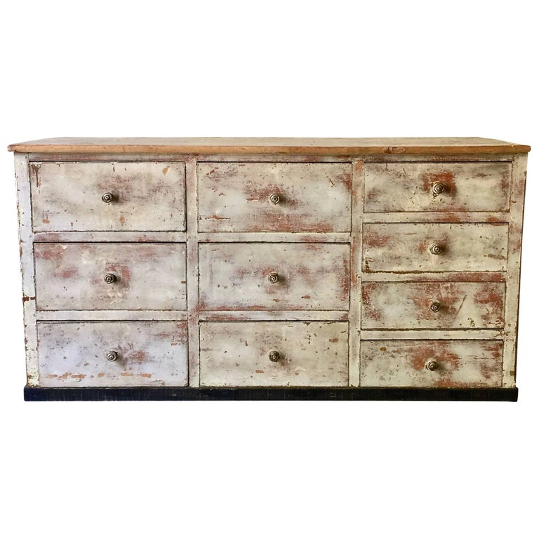 19th Century French Sale Counter 1