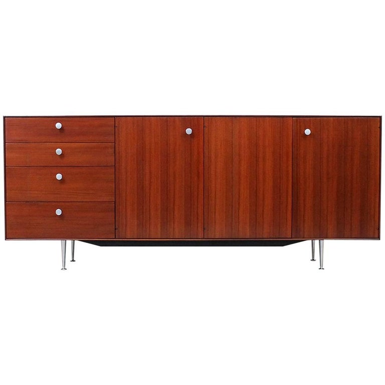 Thin Edge Cabinet by George Nelson for Herman Miller 1