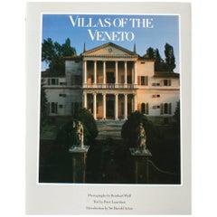 """Villas of the Veneto"", First Edition Book"