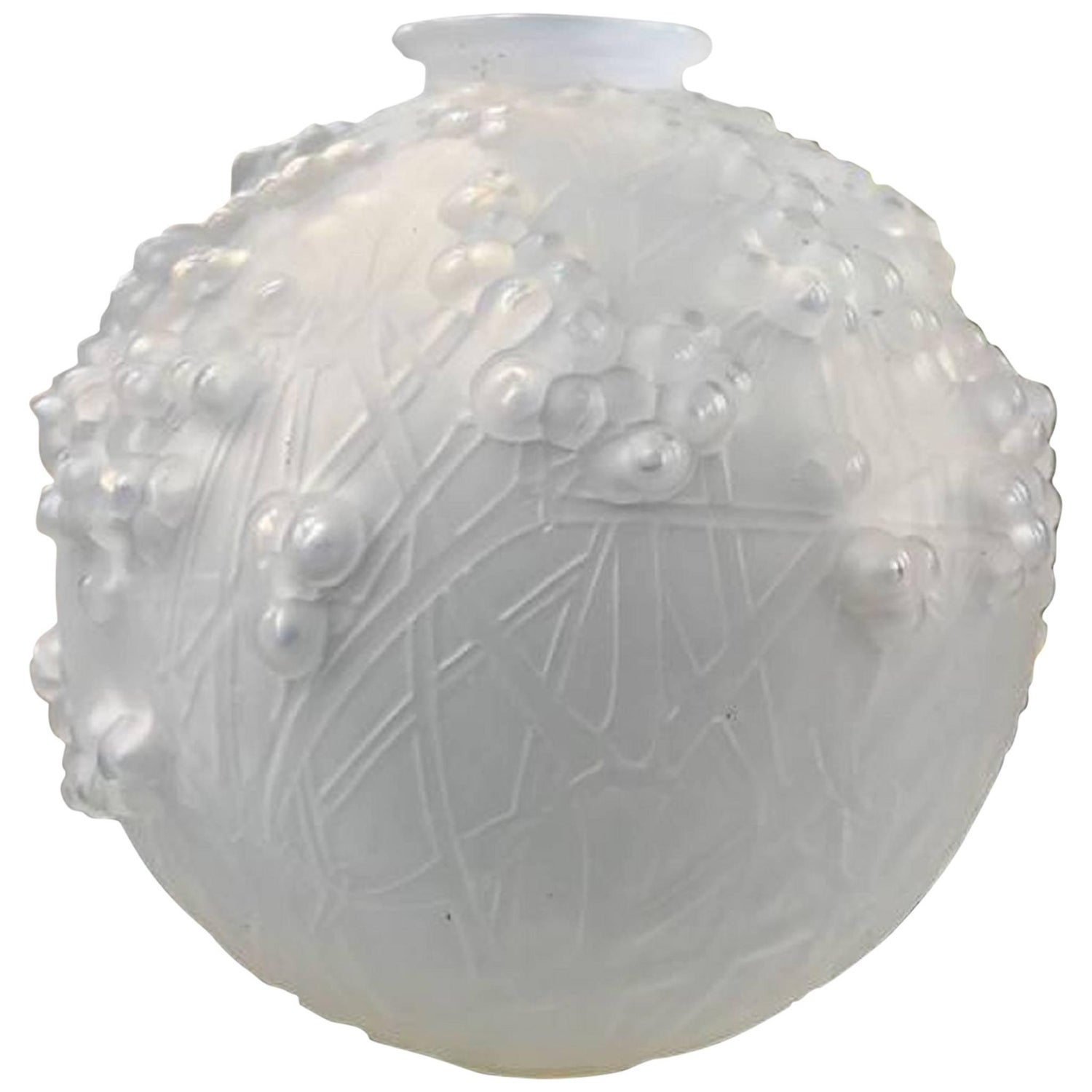 Lalique glass vase druides circa 1920 for sale at 1stdibs reviewsmspy
