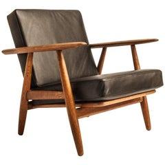 Cigar Chair by Hans J. Wegner, Model GE290/4