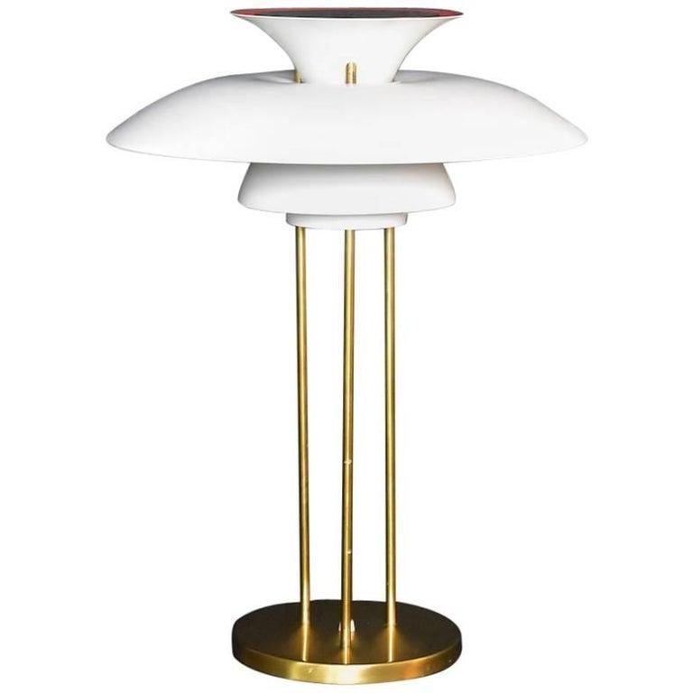 poul henningsen ph5 table lamp for louis poulsen for sale at 1stdibs. Black Bedroom Furniture Sets. Home Design Ideas