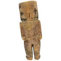 Antique Native American Kachina Doll, 19th Century, Hopi