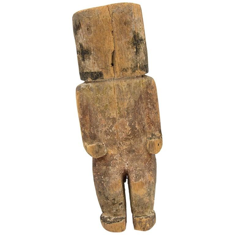 Antique Southwest Native American Hopi Kachina Doll, 19th Century, Hopi Pueblo