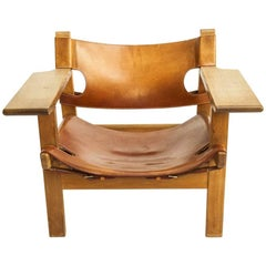 Spanish Chair by Børge Mogensen