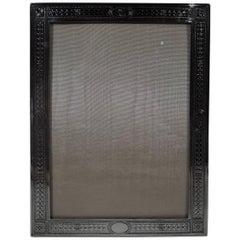 Tiffany Edwardian Regency Sterling Silver Picture Frame