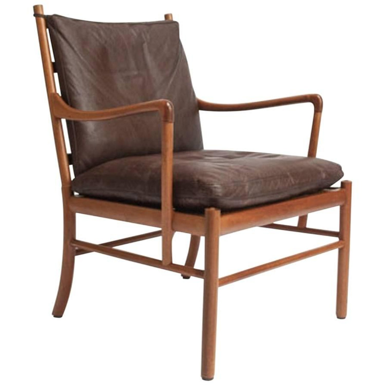 Cane Lounge Chairs 151 For Sale at 1stdibs