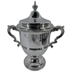 Antique Gorham Sterling Silver Classical Trophy Cup
