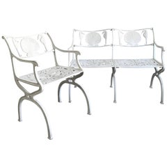 Early Suite of Molla Patio Furniture