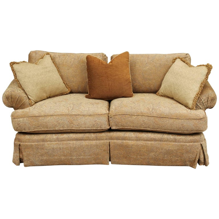 Henredon Sofa At 1stdibs