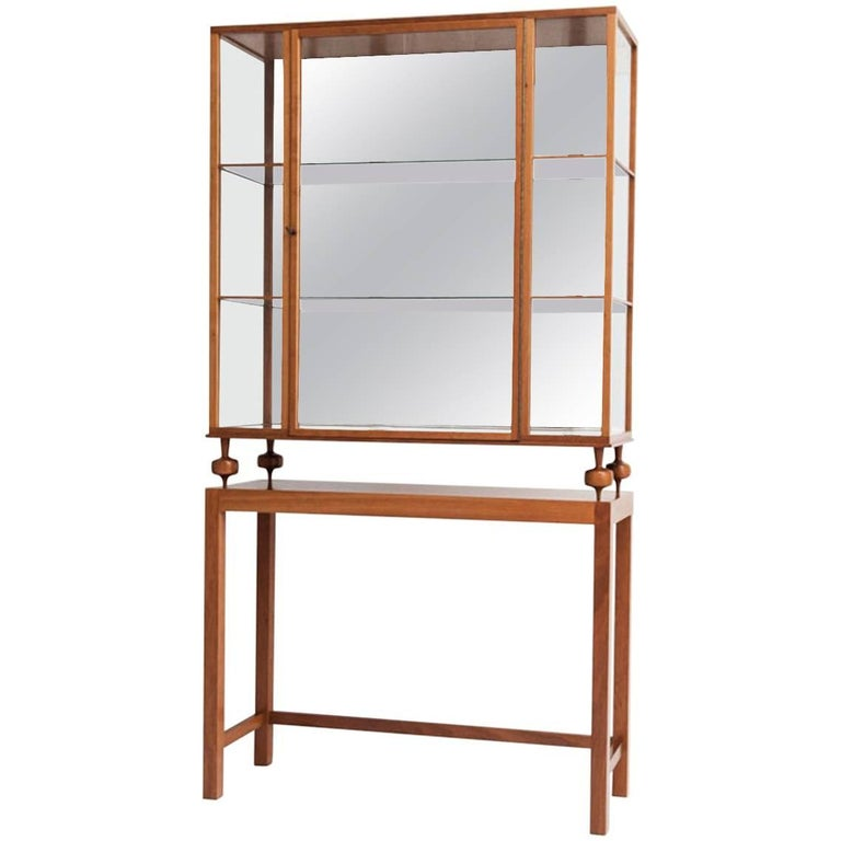 Showcase Cabinet on Stand by Josef Frank