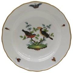 19th Century Meissen Porcelain Plate