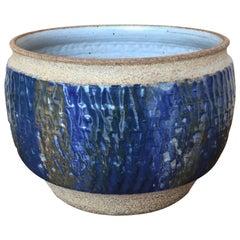 20th Century, Ceramic Bowl by Brent Bennett
